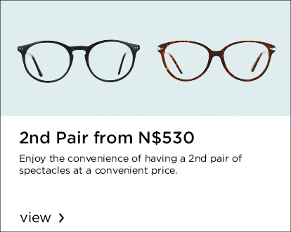 2nd Pair from N$530
