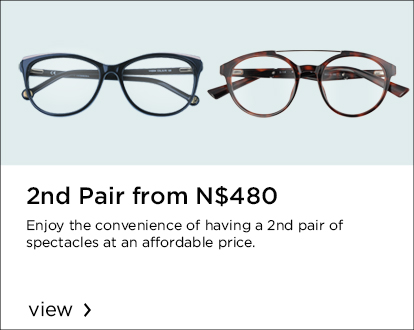 2nd Pair from N$480